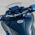 Мотоциклет Yamaha NIKEN - технологии от бъдещето на една ръка разстояние