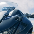 Yamaha NIKEN - агресивен, стилен, аеродинамичен профил