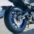 Мотоциклет Yamaha NIKEN - с напълно регулируемо задно окачване