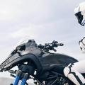 Мотоциклет Yamaha NIKEN - винаги готов за поредната дестинация