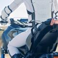 Мотоциклет Yamaha NIKEN - изпипан и елегантен до последния детайл