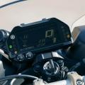 Мотоциклет Yamaha NIKEN - мултифункционално табло с безкомпромисна видимост