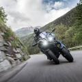 Yamaha NIKEN - със собствени правила на управление и нови измерения в мотоциклетната езда
