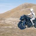 Yamaha NIKEN - сигурност и удобство на дълги разстояния