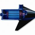 Електрически извънбордов двигател Yamaha M-18 - отлично охлаждане и дълъг живот на батерията