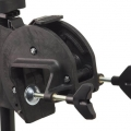 Електрически двигател Yamaha M-20 - с регулируема, мултипозиционна и здрава стойка за транеца