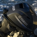 Двигател Yamaha F20G - с опция за Power Tilt функция