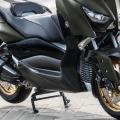 Yamaha XMAX 300 Tech Max в лимитирания цвят Tech Kamo
