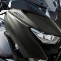 Yamaha XMAX 300 Tech Max - двоен LED фар и агресивен MAX стайлинг