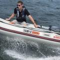 Надуваема лодка YAM RIBs Aluminium Series 2020