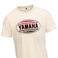 Тениска Yamaha Faster Sons Travis BW B21FS102W6