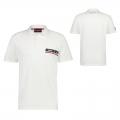 Тениска Yamaha REVS Yass Polo White B19AT109W0