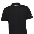 Поло тениска Yamaha REVS Yass Black B19AT109B0