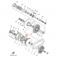 Ролки за вариатор Yamaha 5RU176325000