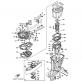 Анод за двигател Yamaha 6AW1132T0000