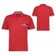 Мъжка поло тениска Yamaha REVS Yass Polo Red B19AT109C0