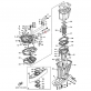 Анод за двигател Yamaha 6AW1132S0000
