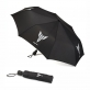 Голям, стилен сгъваем чадър Yamaha MT със специфичното МТ лого - N17CR000B000