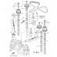 Ангренажен ремък Yamaha 6AWW46240000