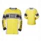 Кросова фланелка Yamaha 60th Anniversary MX тип Jersey в жълто-черно A15GT112Y0
