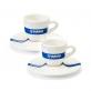 Чаши за кафе еспресо Yamaha Racing N20JD003E800