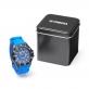 Водоустойчив ръчен часовник Yamaha Blue 3 atm N19NW001E800
