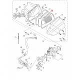 Въздушен филтър YAMAHA 5C3E44510000