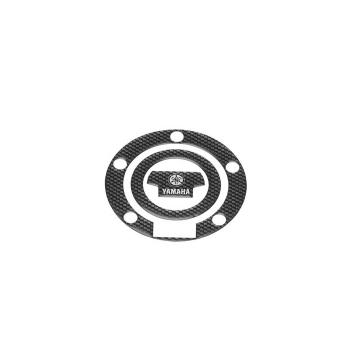 Оригинален карбонов протектор за капачката на резервоара за мотоциклети Yamaha - BN6FTFIL0000