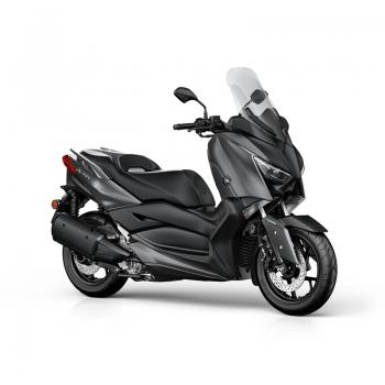 Новият спортен скутер с TMAX ДНК - Yamaha X-MAX 300 Sonic Grey 2019