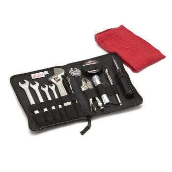 Удобен комплект, подходящ за път, с инструменти в метрични размери - ABAMETRC0000
