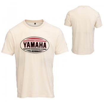 Мъжка тениска Yamaha Faster Sons Travis BW B21FS102W6