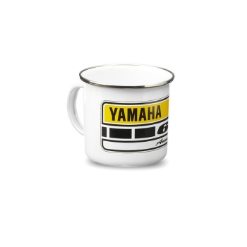Страхотна фирмена чаша на YAMAHA с лого 60-th Annyversari