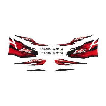 Комплект спортни стикери за Yamaha Aerox - 1PHSKAER0000