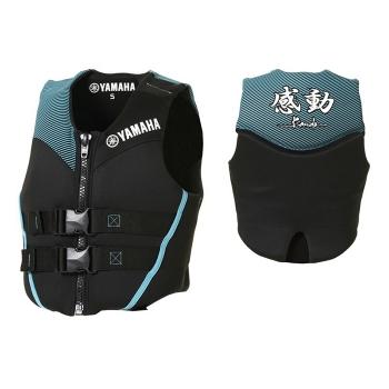 Дамска неопренова спасителна жилетка Yamaha Kando с цип - YAMAHABOX