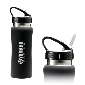 Метална бутилка за вода Yamaha Racing Black N20JD007B000