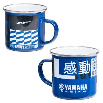 Метална чаша Yamaha Enamel Mug N21JD009E200