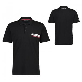 Мъжка поло тениска Yamaha REVS Yass Black B19AT109B0