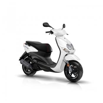 Скутер Yamaha NEOS 4 2019 Competition White - YAMAHABOX
