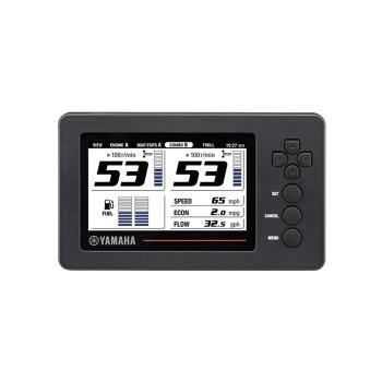 Мултифункционален LCD дисплей Yamaha 6YC за извънбордови двигатели