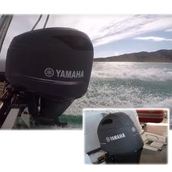 Вентилирано покривало за двигател Yamaha F150G/F175A/F200B/F/G - YMEMCVR200GY