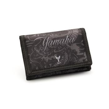 Уникален текстилен портфейл Yamaha MT с щампа Dragon Tattoo