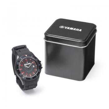 Водоустойчив ръчен часовник Yamaha Black 3 atm N19NW001B700