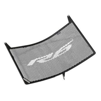 Алуминиев, стилен и защитен капак за радиатора на мотоциклет Yamaha YZF-R6 - BN6E24D0T000