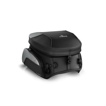 Компактна спортна чанта за задната седалка на мотоциклет с регулиращ се обем Yamaha - YMEREARBAG00