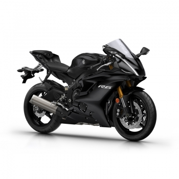 Обновеният преработен Yamaha YZF-R6 2019 Tech Black YAMAHABOX