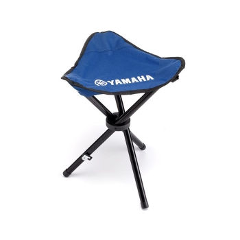 Трикрако сгъваемо столче Yamaha в рейсингово синьо N13NP01000E0