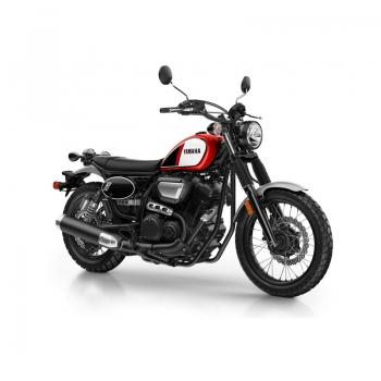 Мотоциклет SCR950 2019 - част от Sport Heritage семейството на Yamaha