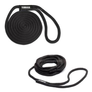 Плаващо, многожилно и силно устойчиво въже за акостиране за джет Yamaha, 4.55 метра - SBTDLINE15BK