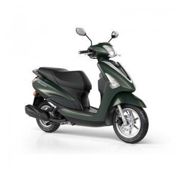 Скутер Yamaha Delight 125 Velvet Green - движи се умно, живей лесно