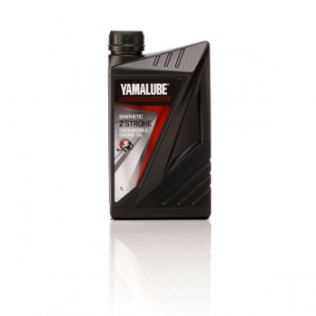 Yamalube Snowmobile 2T - висок клас двутактово масло за снегомобили